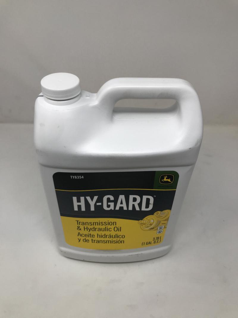 John Deere Hy-Gard Hydraulic & Transmission Oil 1 Gallon TY6354