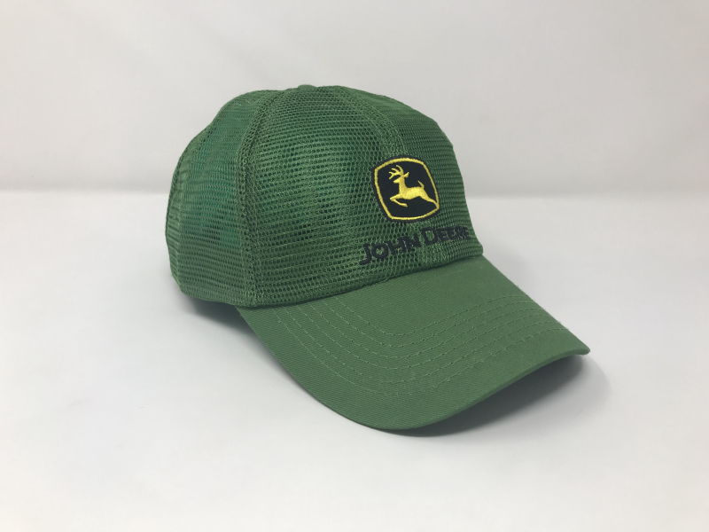 John Deere Full Mesh Green Hat LP53497