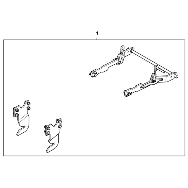 John Deere Lift Arm BLV10736