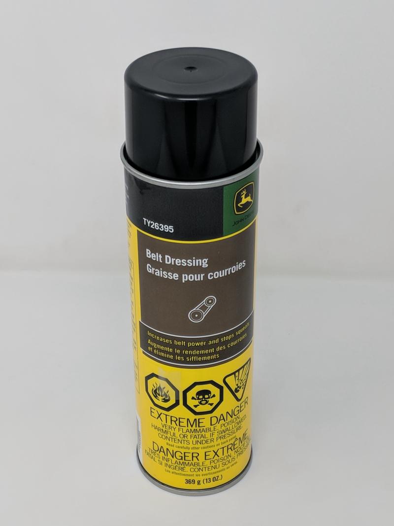 John Deere Belt Dressing Spray TY26395