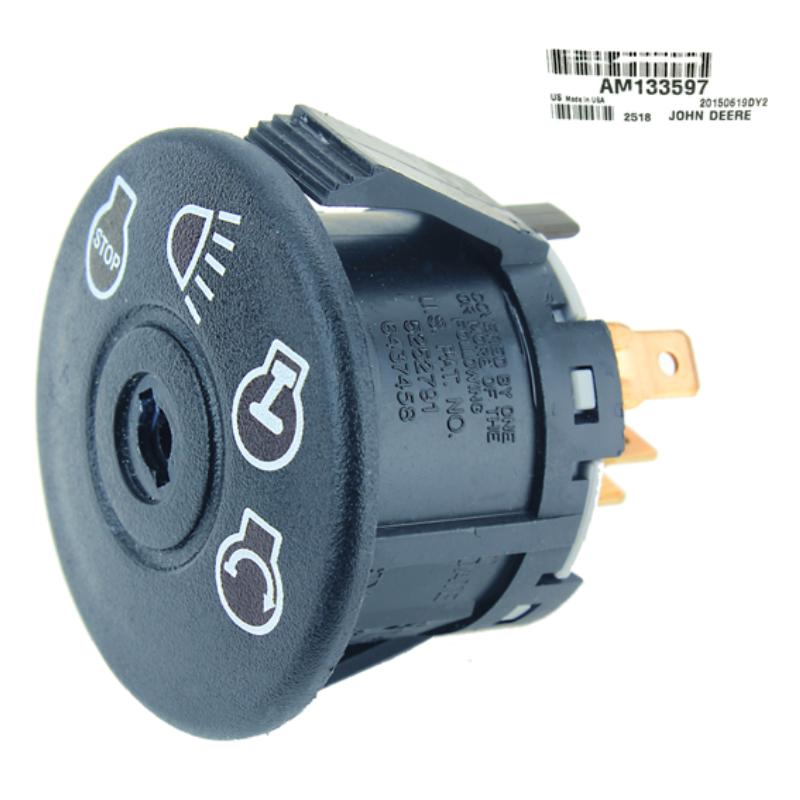 John Deere Rotary Switch AM133597
