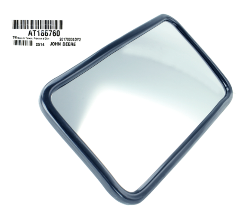 John Deere Rear View Mirror AT186760