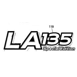 John Deere Label GX23189