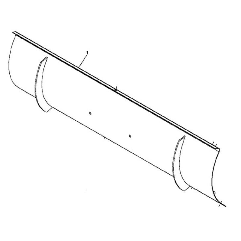 John Deere Blade GXH63821Y