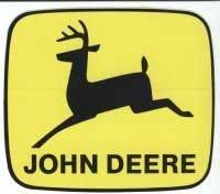John Deere Label JD5232