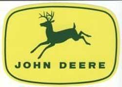 John Deere Label JD5250
