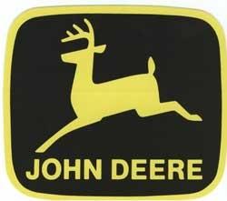 John Deere Label JD5584