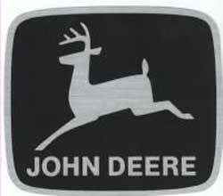 John Deere Label JD5603