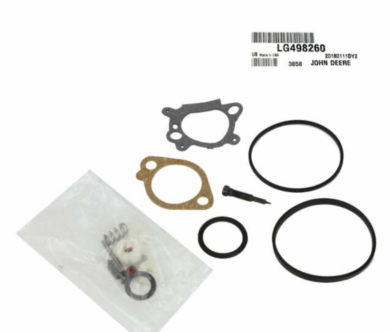 John Deere Carburetor Kit LG498260