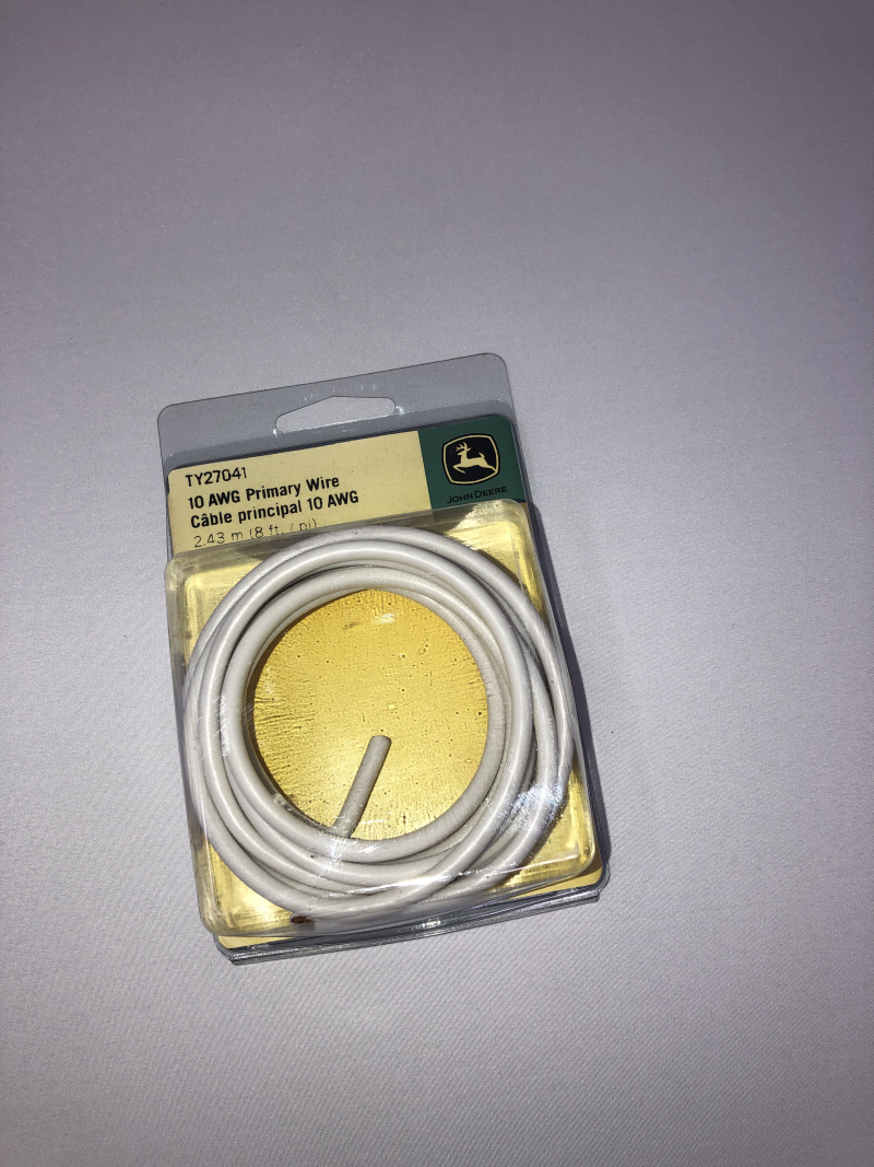 John Deere Electrical Conductor TY27041