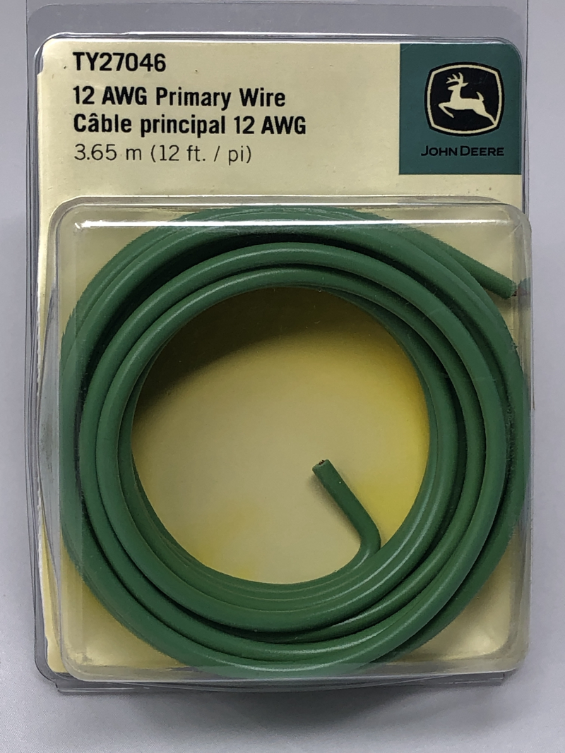 John Deere Electrical Conductor TY27046