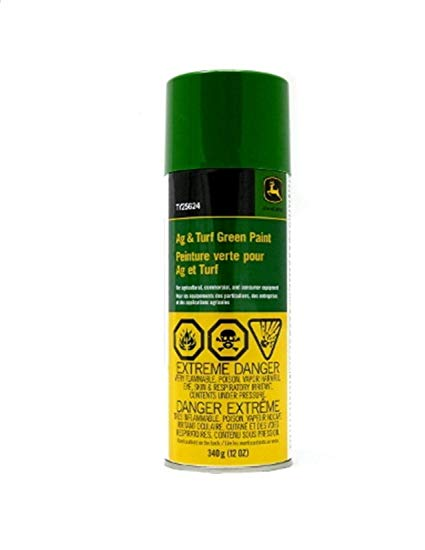 John Deere Green Spray Paint TY25624