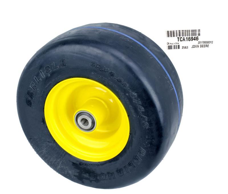 John Deere Tire And Rim Assembly TCA16946