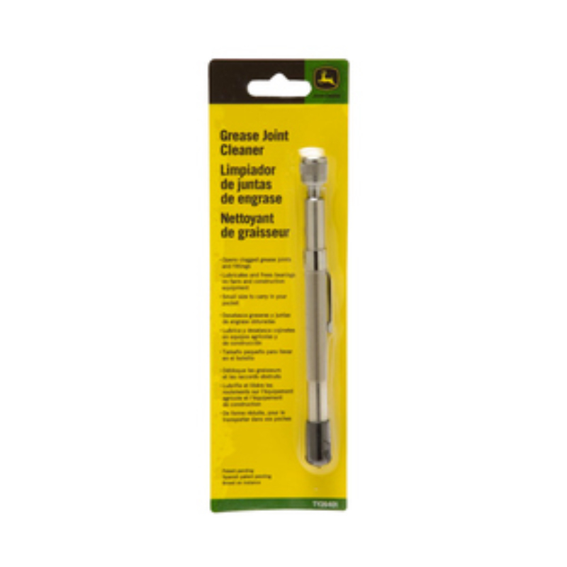John Deere Pocket Size Grease Joint Cleaner TY26401