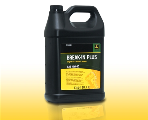 John Deere Break-In Plus Oil 10W30 TY26661