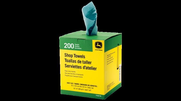 John Deere Shop Towel DRC4223