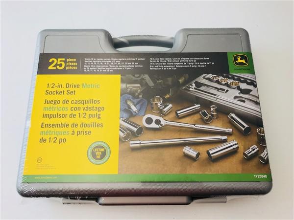 John Deere Socket Set TY25840
