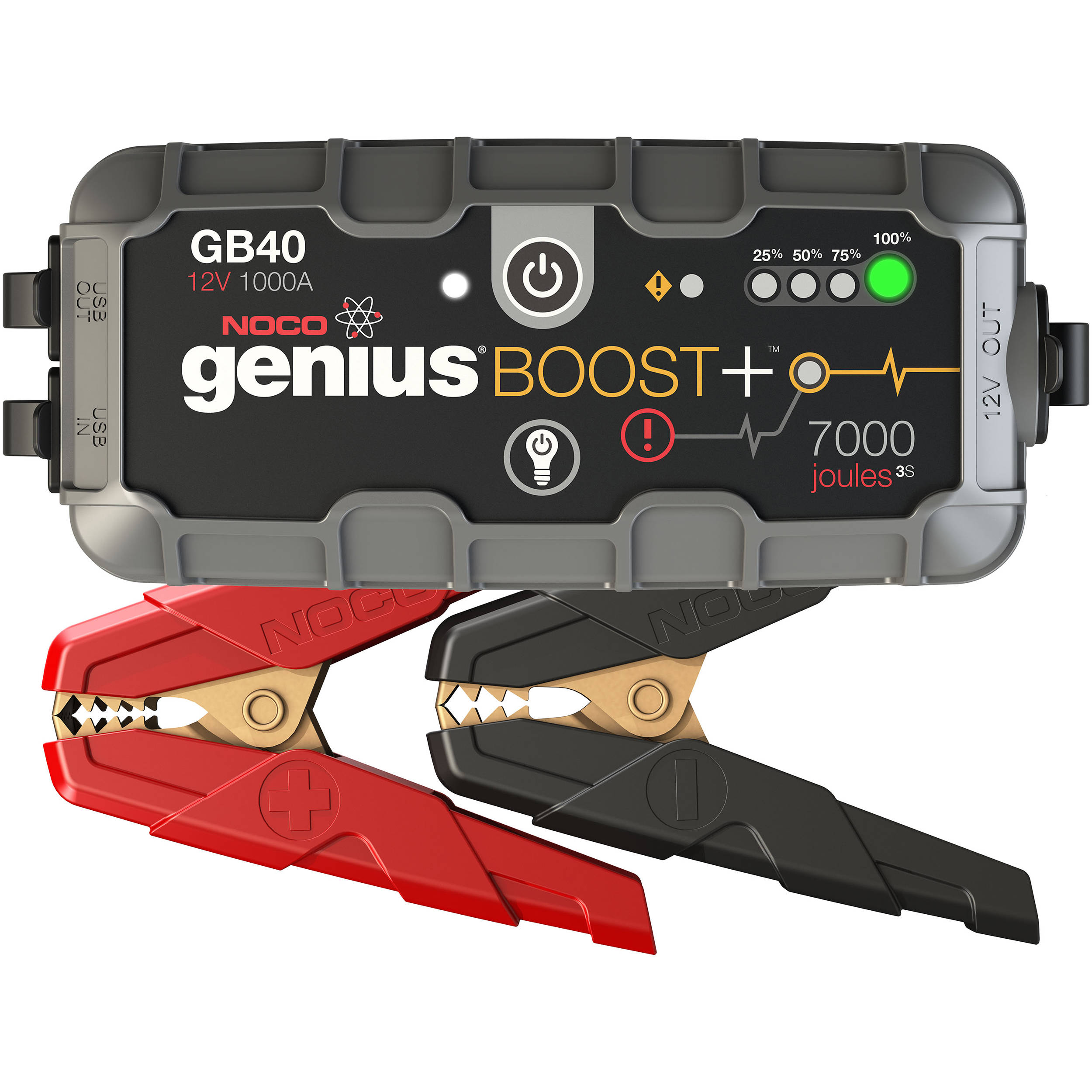 NOCO BOOST PLUS Ultrasafe Jump Starter NCOGB40-BF