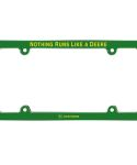 John Deere License Plate Frame LP66185