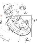 John Deere Mower Deck AM140413