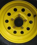 John Deere Wheel AM136207