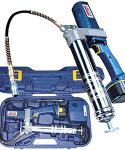 Lincoln Lubrication 12 Volt DC Cordless Grease Gun with Case Charger LIN1242