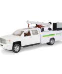 John Deere 1/16 Scale Big Farm Service Truck Toy LP67327