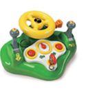 John Deere Busy Driver Kids Toy TBEK34906