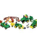 John Deere Fun on the Farm Toy Play Set TBEK34984
