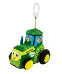 John Deere Lamaze Clip and Go Tractor Toy LP73966