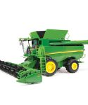 John Deere 1/16 Scale Big Farm S690 Combine Toy LP71700