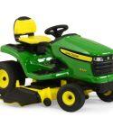 John Deere 1/16 Scale X320 Lawn Tractor Toy TBE45484
