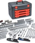 Mechanics 239 Piece Tool Set with Toolbox