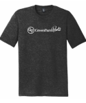 Green Farm Parts Black T-Shirt
