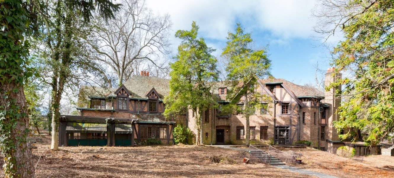 The Restoration Of The Historical Julian Price House