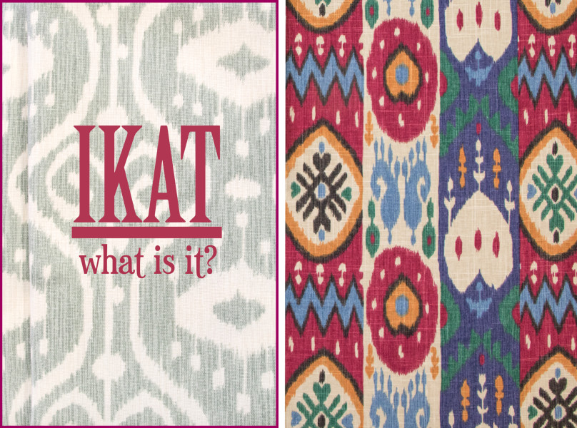 What Is An Ikat And Where Did It Originate Greenhouse