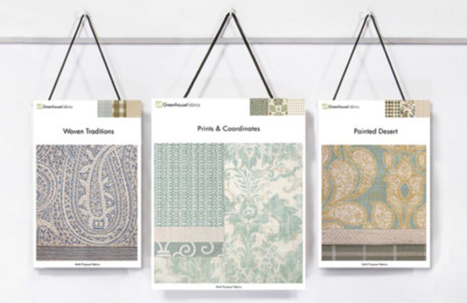 Discontinued Sample Books Get Creative Greenhouse Fabrics