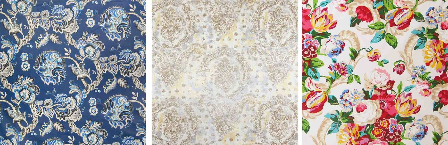 Cloth chintz: properties and application