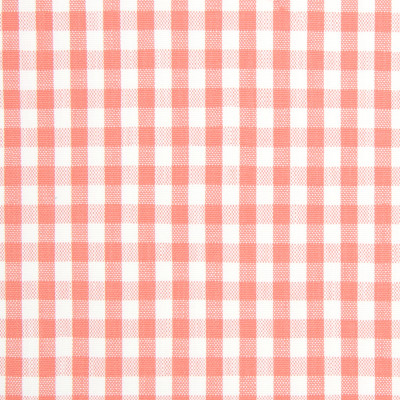 204712 Peachpie Fabric: PEACH, PINK AND WHITE, PEACH AND WHITE, GINGHAM CHECK, PICNIC PLAID, PINK AND WHITE GINGHAM CHECK, COTTON, WOVEN, DURABLE, HEAVY DUTY