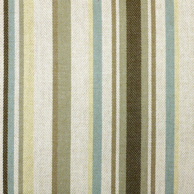 98951 Aqua Fabric: D18, BROWN HERRINGBONE STRIPE, NEUTRAL HERRINGBONE STRIPE, BROWN AND BEIGE STRIPE,WOVEN
