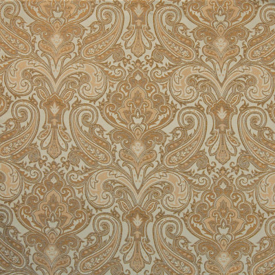 A1940 Mist Fabric: D50, B08, FRAMES, MEDALLION, SCROLL, SCROLLS, BLUE, PALE BLUE, GOLD, BLUE AND GOLD, MIST,FOLIAGE