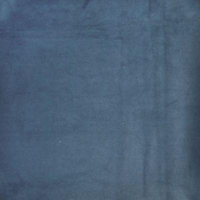 A3170 Bayoux Fabric: D09, B31, BLUE, BLUE VELVET, VELVET, SOLID, BLUE SOLID