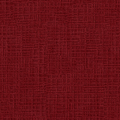 A3190 Mulberry Fabric: E80, E46, E41, C56, B32, RED, CHENILLE, TEXTURE, SOLID, MULBERRY