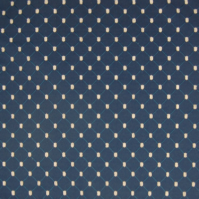 A4455 Navy Fabric: D95, B64, DIAMOND, DIAMOND FABRIC, CHENILLE DOT, EMBROIDERED FABRIC, EMBROIDERED, NEUTRAL FABRIC, BLUE DIAMOND