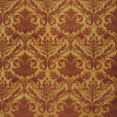 A4897 Antique Gold Fabric: D50, B72, C32, LARGE SCALE WOVEN JACQUARD