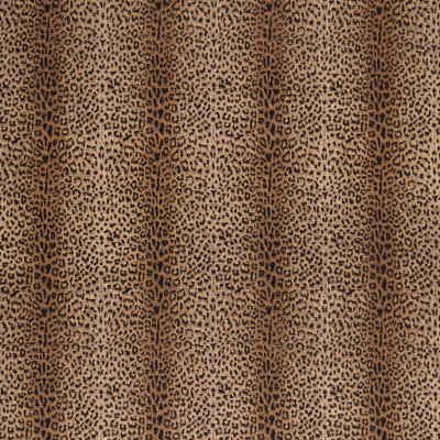A6093 Earth Fabric: S05, D45, B91, CHEETAH, ANIMAL, SKIN, BROWN, BLACK, ANNA ELISABETH
