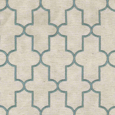 A6289 Spa Fabric: E09, D10, B95, NEUTRAL, NATURAL, GEOMETRIC, LATTICE