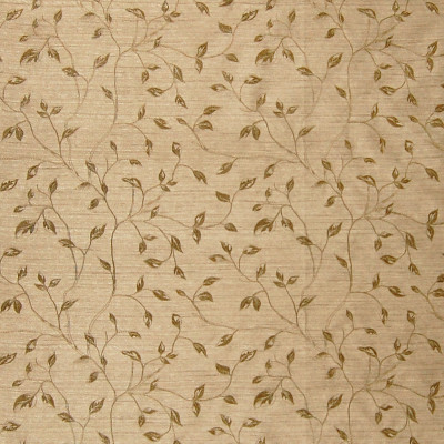 A6301 Marsh Fabric: B95, NEUTRAL, NATURAL, EMBROIDERED, VINES, LEAF,FOLIAGE