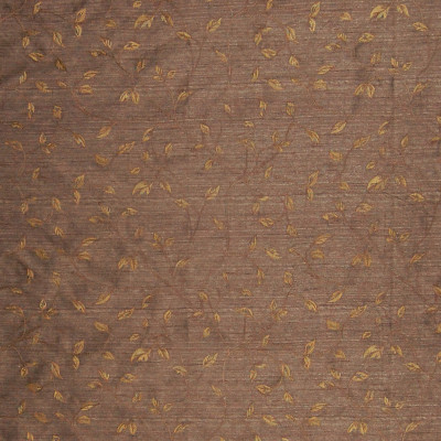 A6314 Woodland Fabric: B95, NEUTRAL, NATURAL, EMBROIDERED, VINES, LEAF