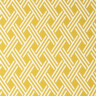 A6400 Goldenrod Fabric: B97, GEOMETRIC, CONTEMPORARY, YELLOW, GOLD, WHITE, BASKETWEAVE, DIAMOND